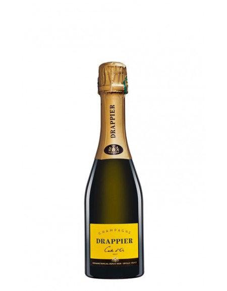 Champagne Drappier 德拉皮尔金卡香槟 小支装