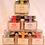 Thumbnail: Kubli Gamme pots verre carrés 酷酷林手工彩色水果糖方形璃罐装 多口味可选