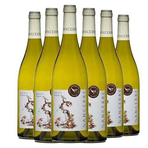 Cherrier Sancerre 桑塞尔长相思干白葡萄酒2018 6瓶一箱