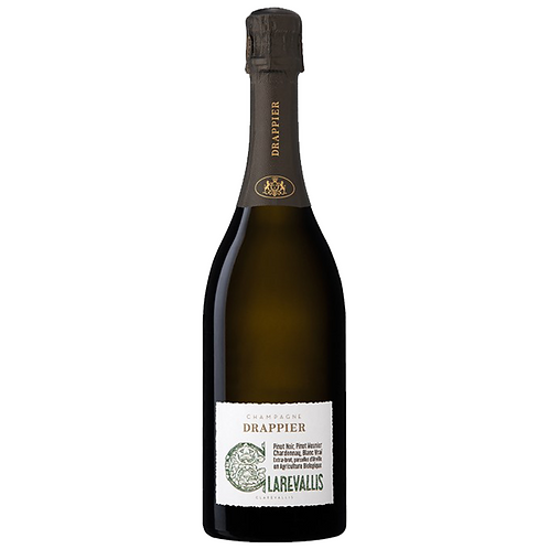 Champagne Drappier 德拉皮尔克莱尔瓦利斯有机农香槟