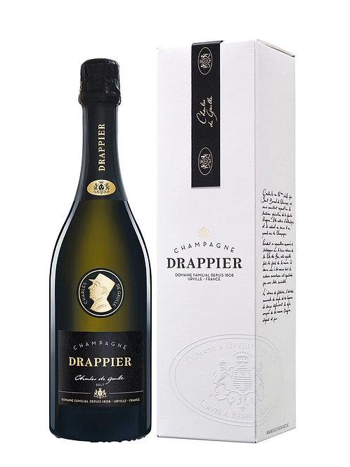 Champagne Drappier 德拉皮尔戴高乐头像限量款香槟