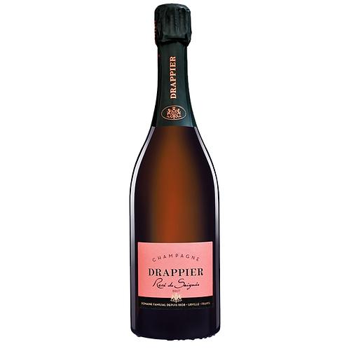 Champagne Drappier 德拉皮尔桃红香槟