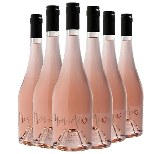 Mon Amour 天空之城果味玫瑰酒2019 6瓶一箱