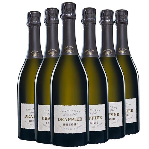 Champagne Drappier 德拉皮尔纯天然干型香槟 6瓶一箱