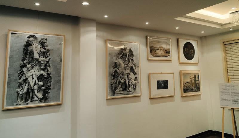 MaFrance événement 5 novembre 2019 Shanghai exposition patrimoine français