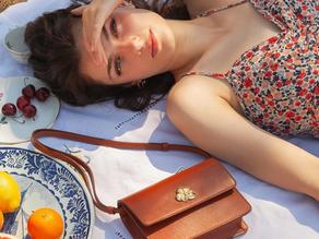 La marque de maroquinerie Fauvette Paris s'associe à MaFrance