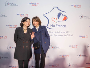 Sophie Marceau : son « coup de cœur pour MaFrance »