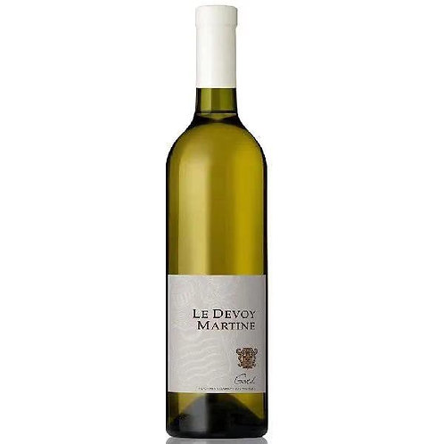 Château Le Devoy Martine 德沃伊马丁酒庄南罗纳河谷2019 白葡萄酒