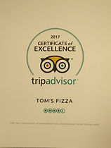 2017 Trip Advisor Cetificate of Excellence