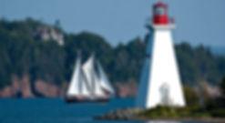 Kidston Light House, Beinn Bhreagh, Baddeck, Cape Breton