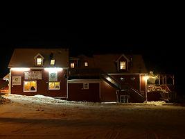 Pizza Loft Apartment Rental, above Toms Pizza Restaurant, Baddeck, Cape Breton, Nova Scotia