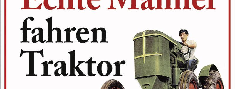 """Kult-Schild """"Für echte Männer"""""""