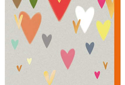 Glückwunschkarte Love