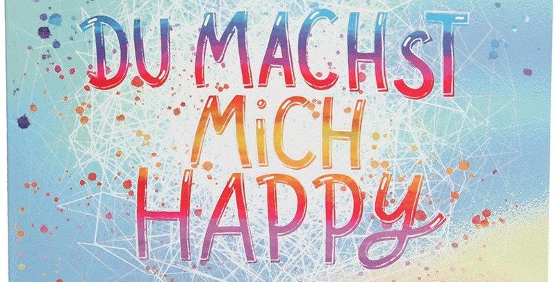 Du machst mich happy