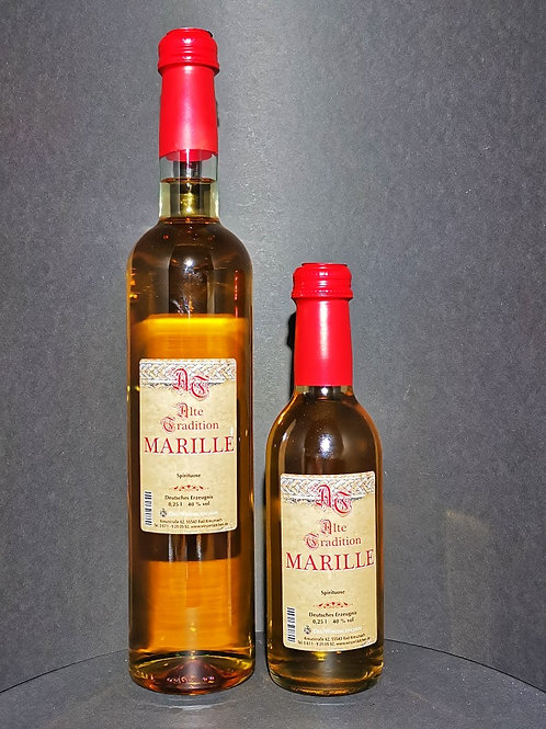 """Alte Tradition"" Marille"