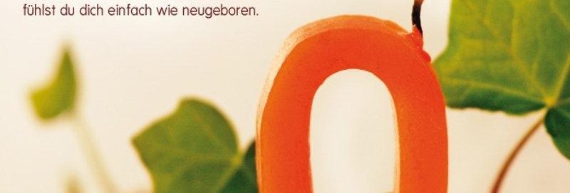 """Geburtstagskarte zum """"Runden"""" Geburtstag"""