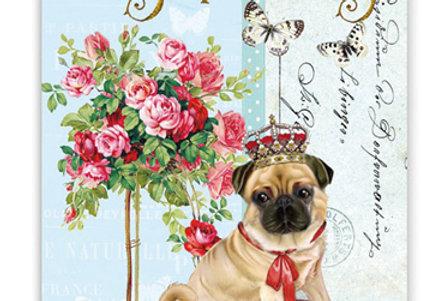 Geburtstagskarte King