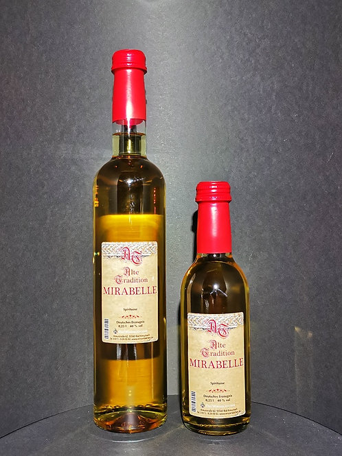 """""""Alte Tradition"""" Mirabelle"""