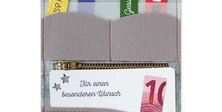 Geburtstagskarte Geldgeschenk
