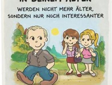 """Geburtstagskarte """"Männer in deinem Alter"""""""