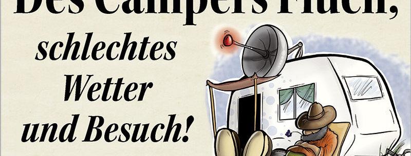 """Kult-Schild """"Camper"""""""