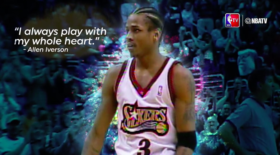 Iverson HOF feature