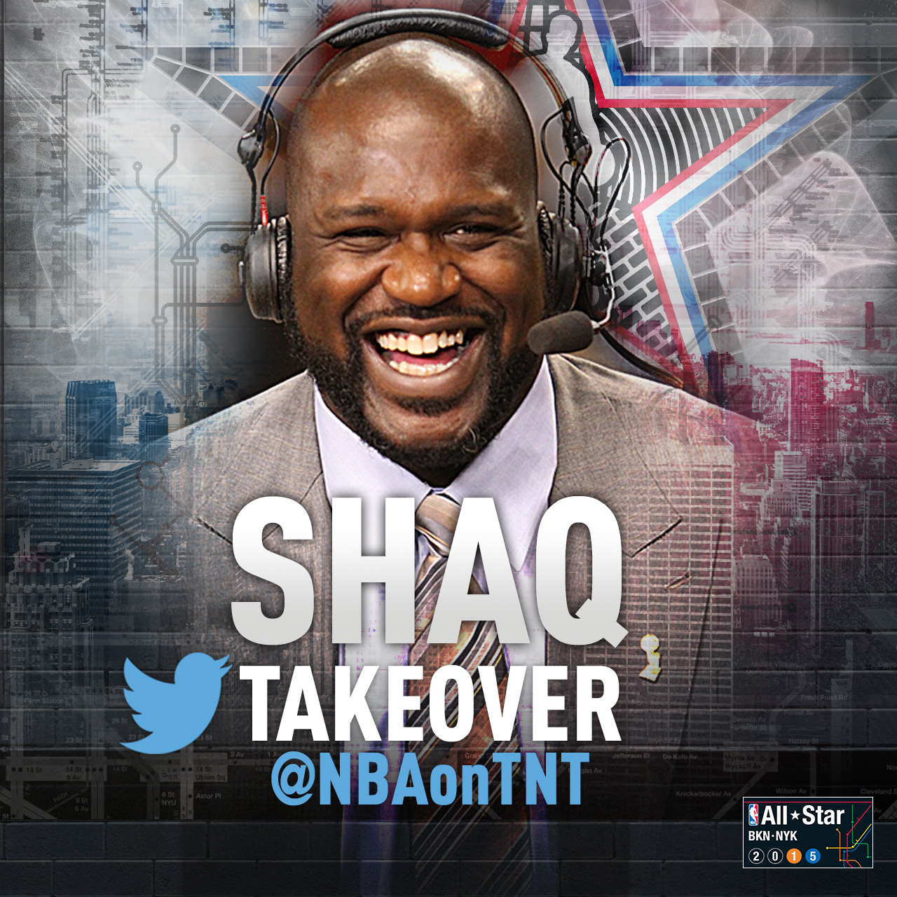 Shaq Twitter Takeover
