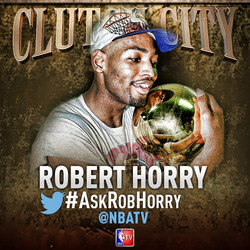Rob Horry Twitter Takeover