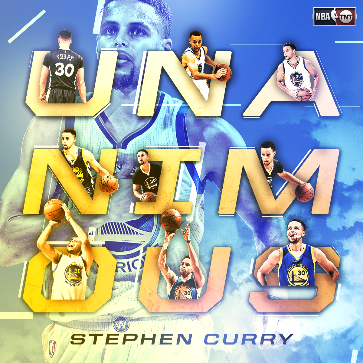 Unanimous MVP graphic