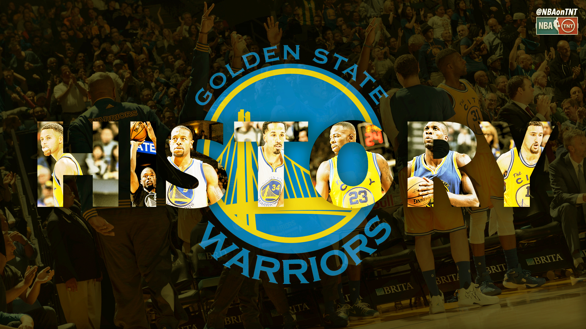Warriors history graphic