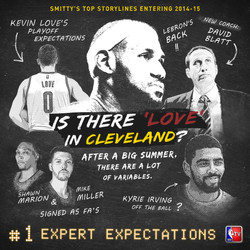 Smitty's Expert Expectations