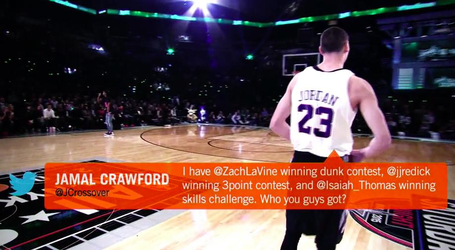 Social Recap: Zach LaVine