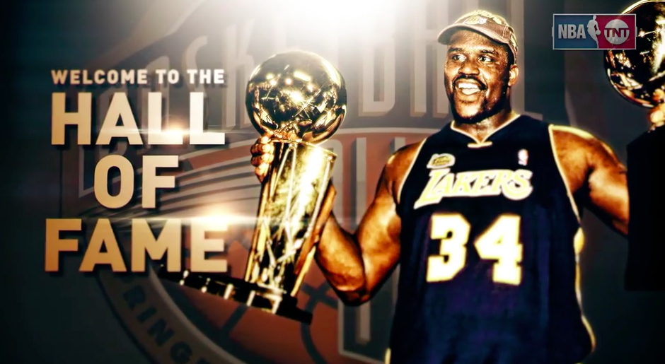 Shaq HOF feature