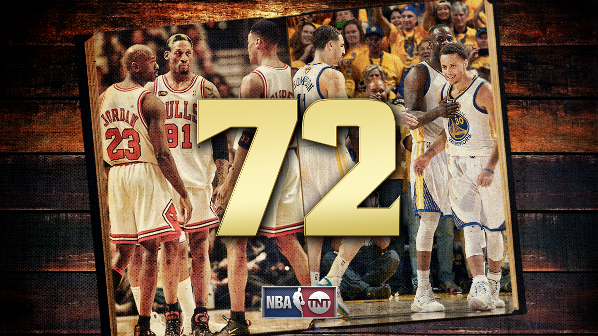 72 wins graphic