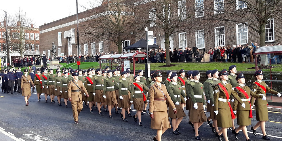 TWGGS CCF Year 13 Passing Out Parade
