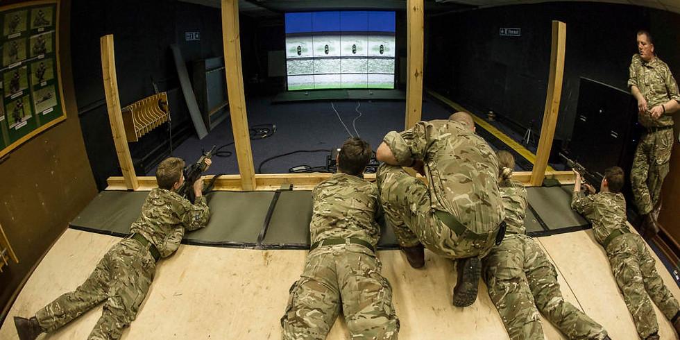 Dismounted Close Combat Trainer (DCCT)