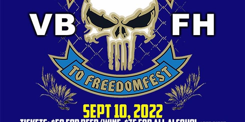 Freedom Ride into FREEDOMFEST