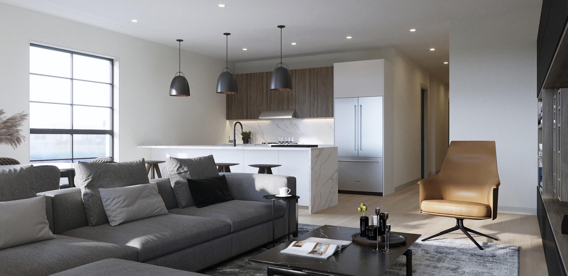 Simplex Living & Kitchen