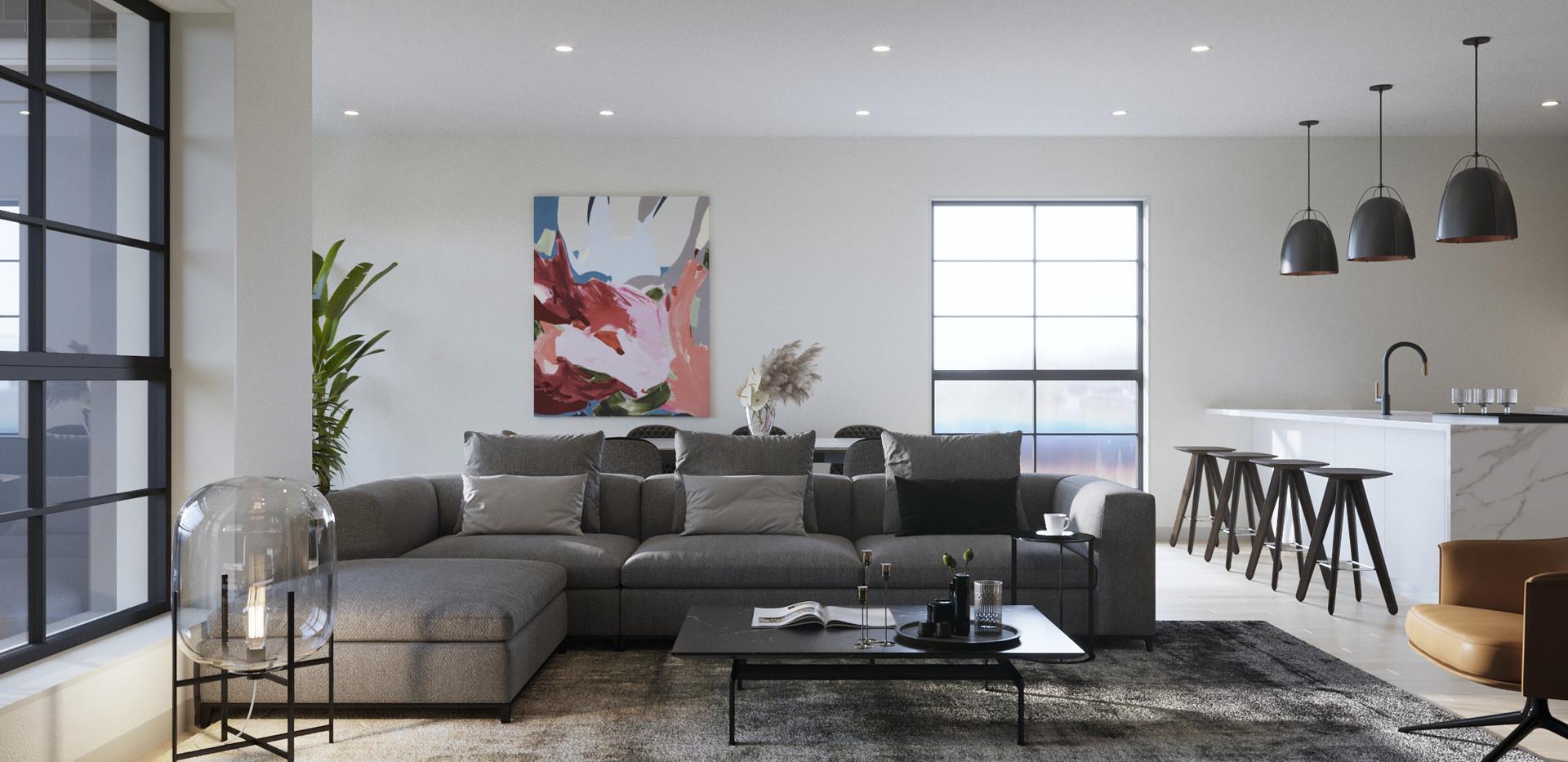 Simplex Living Room