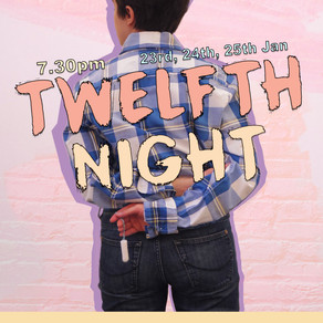 Twelfth Night presented by Sneaky Rhombus Collective