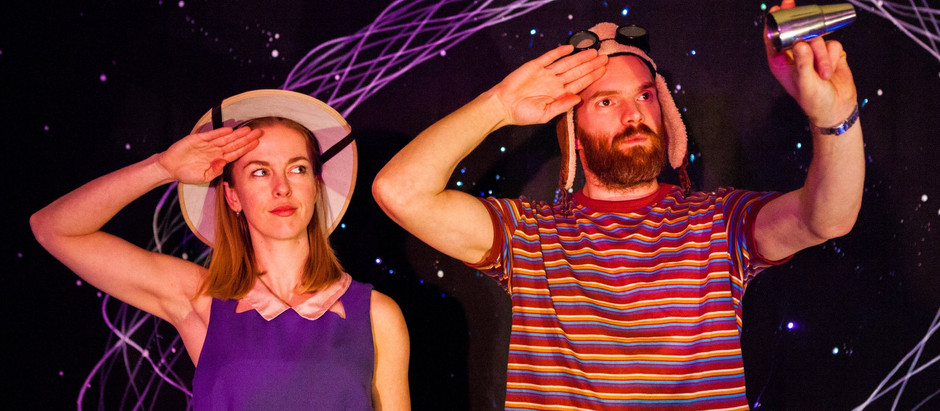 Luna: A Play About The Moon presented by Roustabout Theatre