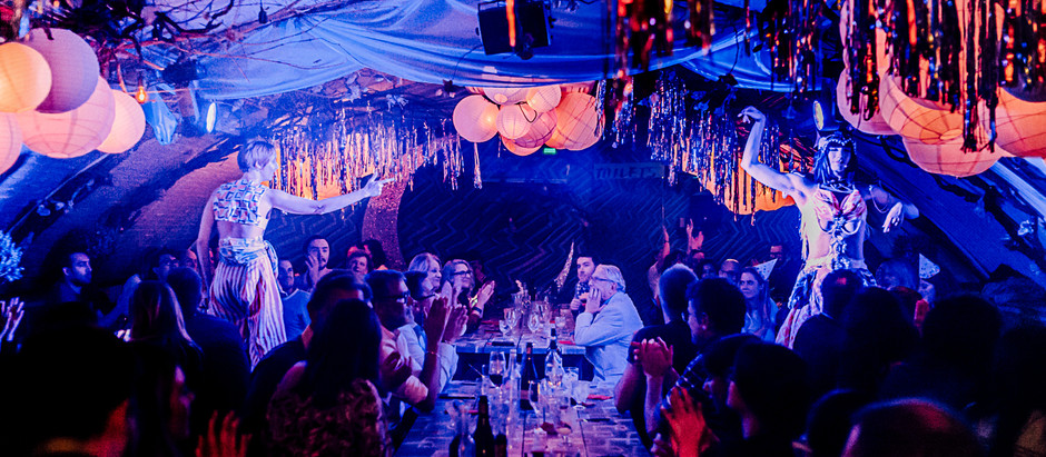 Aladdin and the Feast of Wonders presented by Darling & Edge