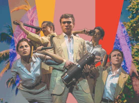 Our Man In Havana presented by Spies Like Us Theatre