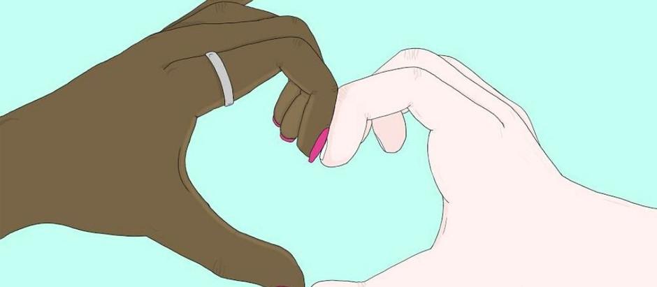 BLACK WOMEN DATING WHITE MEN by Somebody Jones