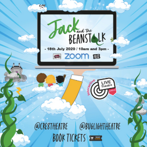 Jack and the Beanstalk presented by Buglight Theatre Company