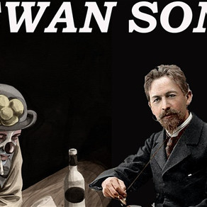 Swan Song presented by ART-VIC (Anglo-Russian Theatre).