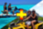 Moorea combo, combo Moorea, Moorea jetski, Moorea quad, Moorea activities center
