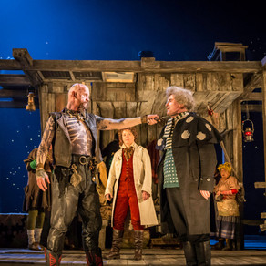 Treasure Island (2015) at The National Theatre: At Home