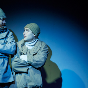 Shackleton and His Stowaway presented by Stolen Elephant Theatre