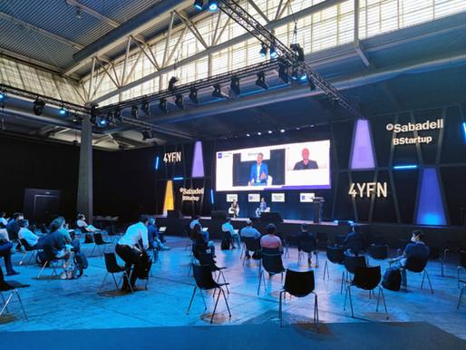 Tecnología, diseño y calidad del aire en el Mobile World Congress